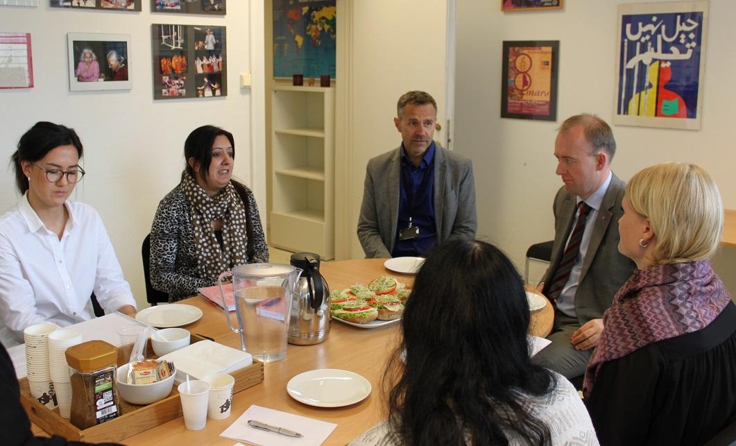 Dialogmøte med AP 2