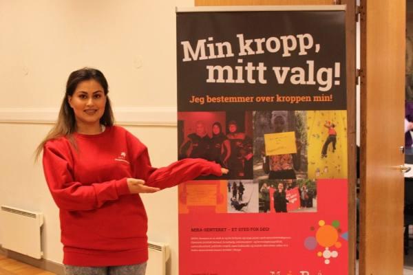 «Felles kultur, men kroppen er min!» Dialogmøte i Bergen